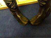 Rk ports motorcycle boots