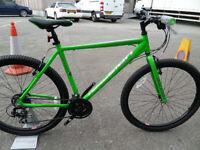 Raleigh Helion 1.0 Brand New Mountain Bike Aluminium Hardtail MTB Full Warranty