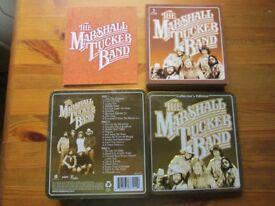 The Marshall Tucker Band Collector's Edition 3 cd box set