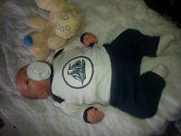 Beautiful REBORN Baby boy Doll
