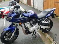 Yamaha fazer 1000