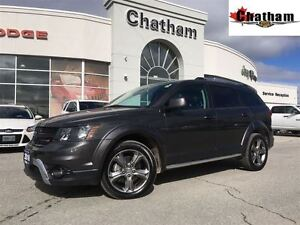 2016 Dodge Journey AWD/LOADED/LOW KMS/$89 WKLY