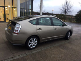 2009 toyota prius t3 1.5 hybrid automatic, 2 owner, 125k s/h, mot n tax hpi clear 100%
