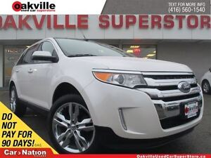 2014 Ford Edge SEL | AWD | PANORAMIC SUNROOF | LEATHER