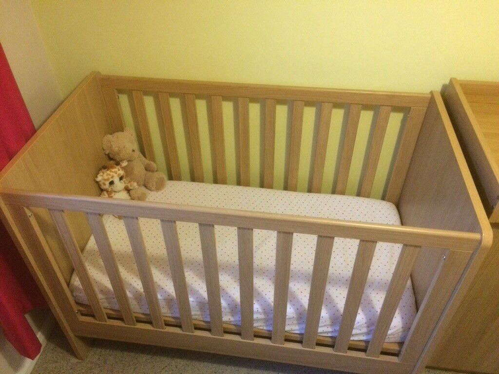 Mamas And Papas 3 Piece Nursery Furniture Set In Lofthouse West Yorkshire Gumtree