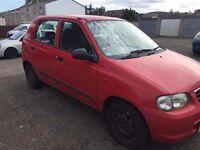 Suzuki Alto GL for sale £150