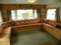 Well-Kept Second Hand Static Caravan For Sale in South Wales