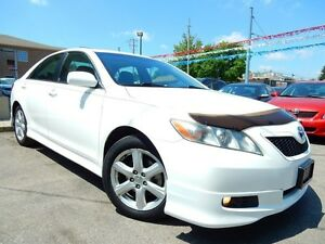 2009 Toyota Camry SE | FULLY LOADED | LEATHER.ROOF | 88KM