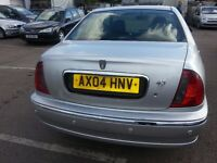 ROVER 45 2004 REG LEATHER