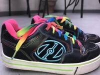 Size 3 heelys