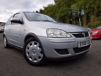 Vauxhall Corsa 1.2 i 16v Design+ MOT MARCH 17++EXCELLENT CONDITION+IDEAL FIRST CAR+3 MONTH WARRANTY