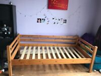 Cabin bed - converts to standard bed
