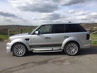 Range Rover sport project Kahn cosworth 3.6 tdv8!!!!