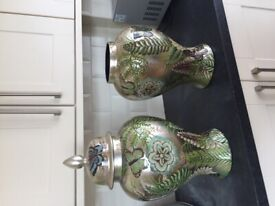Large vases from home sense