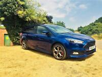 FORD FOCUS ST-3 TDCI Estate, Stunning Low Mileage Example (blue) 2016
