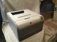 HP CP1215 LaserJet colour laser printer