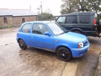 Nissan Micra, MOT until April 2018, great and reliable car.