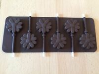 Various Silicone Moulds and Bakeware for chocolate or baking