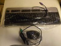 HP Ps2 Keyboard and Mouse