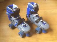 Kids quad roller skates