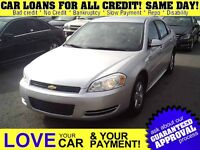 2010 Chevrolet Impala LT * PWR SEATS * OPEN SUNDAYS