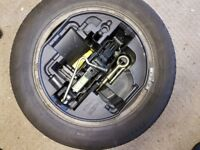 5 citroen alloys with tyres