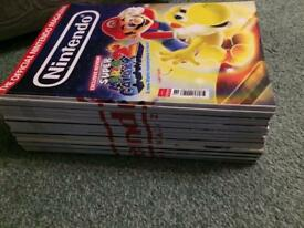 Nintendo Magazines (2007-2010)