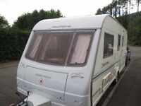 Coachman pastiche 2004 4 berth with end shut off wash room