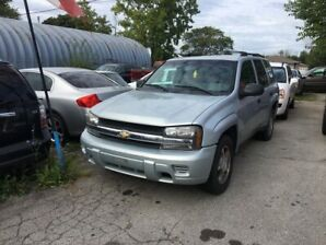 "2007 Chevrolet TrailBlazer 4X4 """" Dealer As Traded Special """""