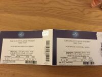 TAKE THAT VIP TICKETS O2 7 JUNE 2017