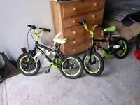2 kids bike