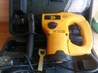 JCB drill