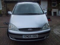 Ford Galaxy 1.9 TDI Zetec, good condition, drives great