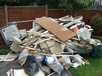 Cheap rubbish removal + Garden Description