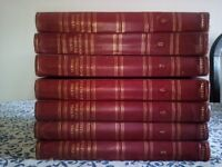 Newnes Pictorial Knowledge Volumes 3 - 9