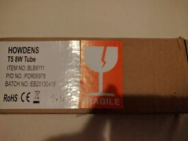 Howdens T5 8W Fluorescent tube BLB9111 x10 224mm
