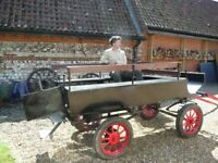 Horse Cart | Wagonette | Carriage | 8-10 Person | Recently Painted & Serviced