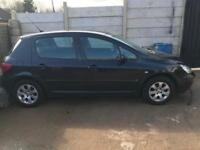 Peugeot 307 1.6s 2005 petrol BREAKING FOR PARTS