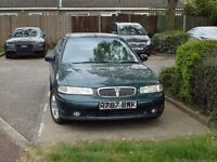 Rover 416 SLi Auto Hatchback with aircon-One Owner from New