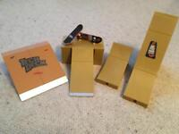 Tech Deck Fingerboards and Ramps