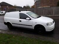 Astra Vauxhall Van