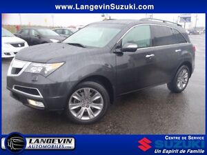 2013 Acura MDX Elite Package/DVD/GPS/CUIR/TOIT OUVRANT