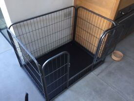 LIKE NEW Cozy Pet PLAYPEN Enclosure for PUPPY or Whelping Box or Rabbits etc
