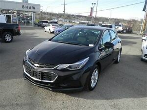 2016 Chevrolet Cruze LT | Cloth | Push Start | Rem. Start |