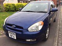 Hyundai Accent 1.4 Petrol 3dr (No Advisory P.S.H)