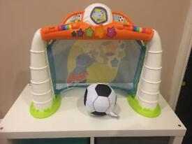 Chicco football goals