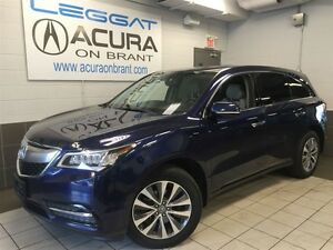 2015 Acura MDX NAVI | ONLY43000KMS | OFFLEASE | BOUGHT+SERVICEDH