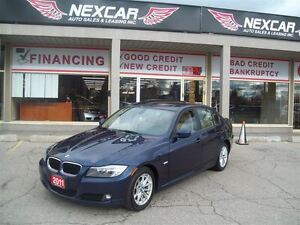 2011 BMW 3 Series 323I AUT0MATIC LEATHER SUNROOF ONLY 98K