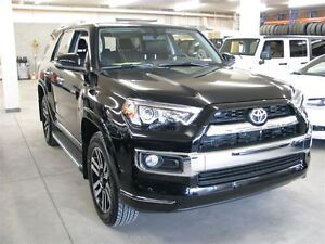 2017 Toyota 4Runner LIMITED CUIR TOIT NAV 4X4 LOCATION