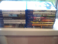 sonypsvita, 17 game collection all boxed